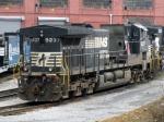 NS GE C40-9W 9237