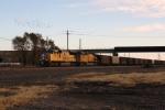 UP SD70M Coal