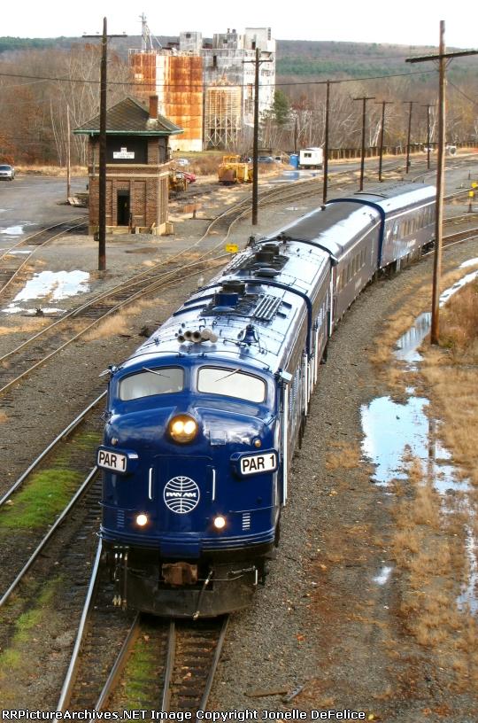 Pan Am Railways Business Train