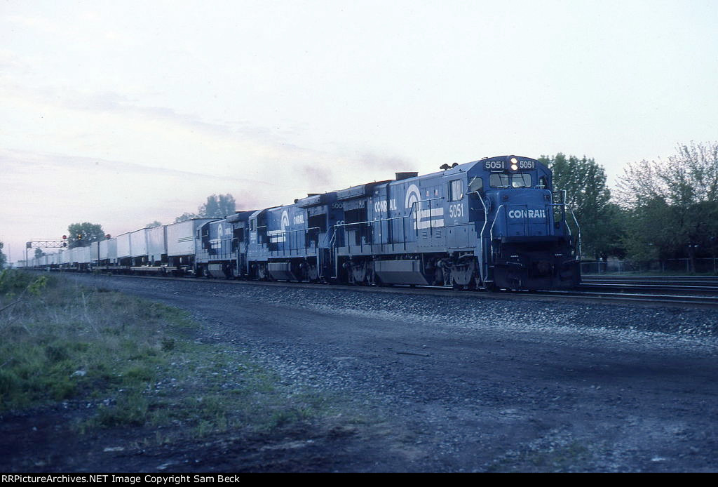 CR 5051 and 5000