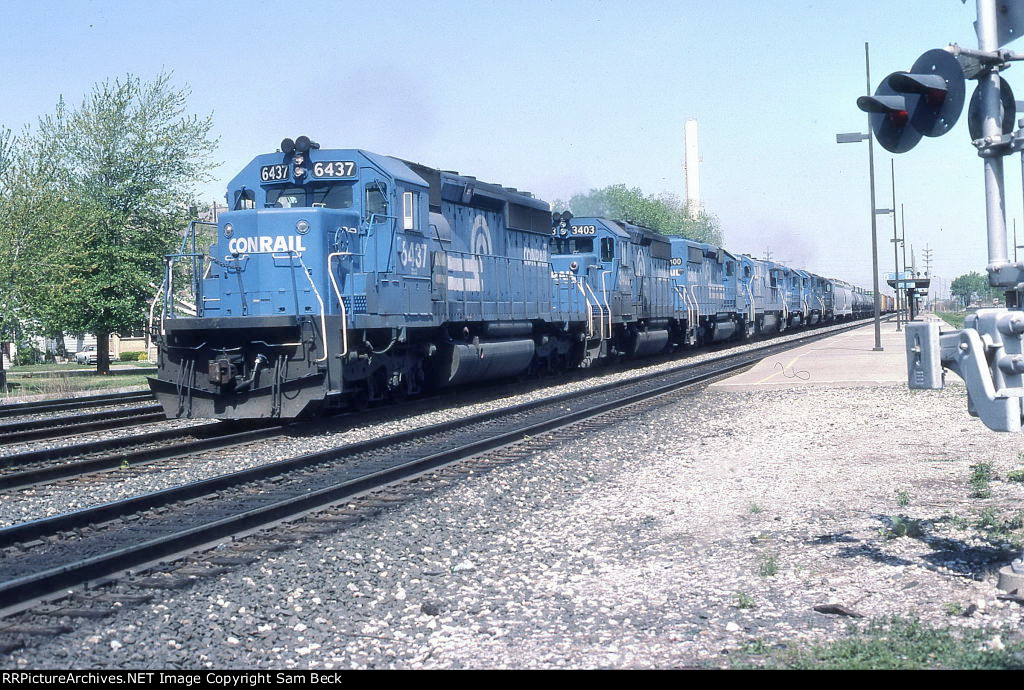 CR 6437 and 3403