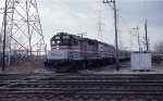 AMTK 194 and 301 on #317--The Hoosier State