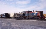 BRC 534 and 533 in Blue Island Yard