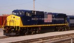 CSX 1992--The Spirit of America