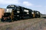 NS 6646 and 6648--New SD60s