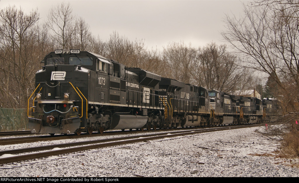 Penn Central Heritage Unit Leads 39G - Cove Road