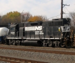 NS High Hood GP38-2 #5222