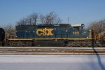 Roster Shot of CSX 8815