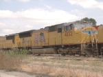 Another SD70M
