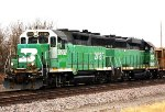 BNSF 2885