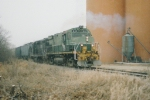 Last IANW train for me