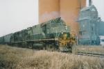 My last IANW train
