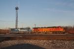 BNSF 4509