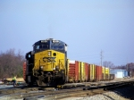 Q275 grabs their pick-up from the CSX Memphis Jct. Yard