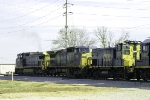 CSX Q534 north out of the yard