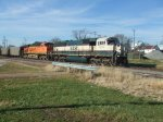 BNSF 9729 