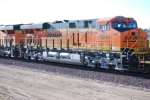 BNSF 6644 with BNSF 7914 in front of her roll westbound as #3 and #4 units on a westbound Z-Train.