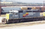 CSX 4601 (Seaboard System) in CSX's Tilford Yard