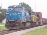 CSX 7310 (Q129) heading north