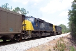 CSX 771 (N100) heading north