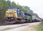 CSX 7894 (Q124) heading north