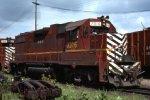 D&H 7316 (ex-LV)