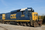 CSXT 2250 Road Slug (GP30)
