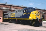 CSX 601 CW60AC Spirit of Waycross