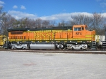 BNSF 574, one of Nashville and Eastern's new locos