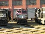 MBTA GP40MC 1132