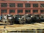 NS Juniata line-up
