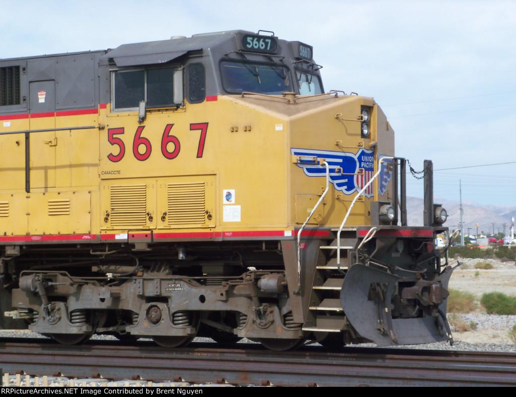UP 5667