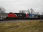 CN 9677 and GTW 5847