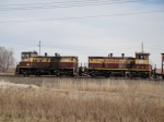 Fond du Lac yard switchers