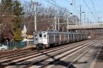 Amtrak #1099 on Track 4