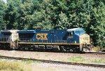 CSX ES44DC 5222