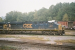 CSX ES44AC 873