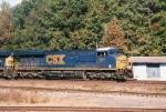 CSX ES44AC 791