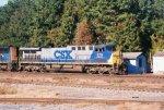 CSX AC4400CW 270