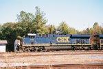 CSX ES44AC 769
