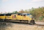 UP SD70M 5229