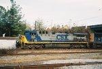 CSX AC4400CW 548