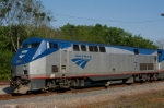 Amtrak 7 P42DC