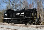 NS 2406 At Savannah, GA