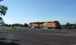 BNSF 134 and 537