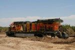 BNSF 4479 C44-9W