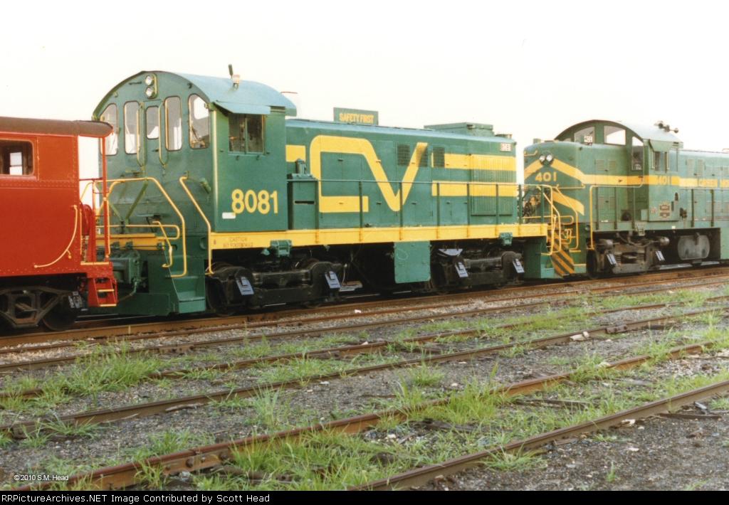 CV 8081