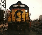 CSX 6620 High Point, NC