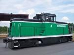 Alexander Railroad GE 44 Tonner #3