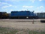 GMTX 2668 at Hopkis Depot
